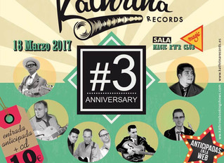 Kathrina Records #3 Aniversario