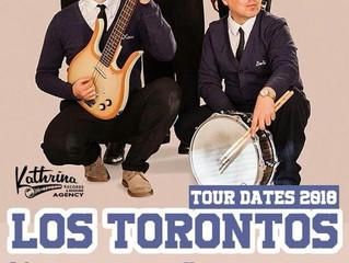 Los Torontos - Tour Dates