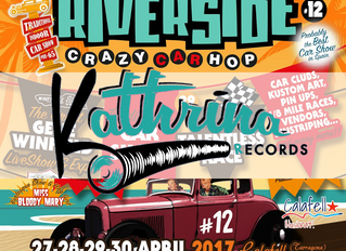 Riverside Calafell 2017 Kathrina Records Shop