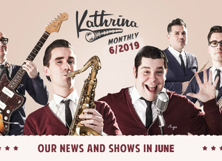 Kathrina Bookings Monthly / June 2019