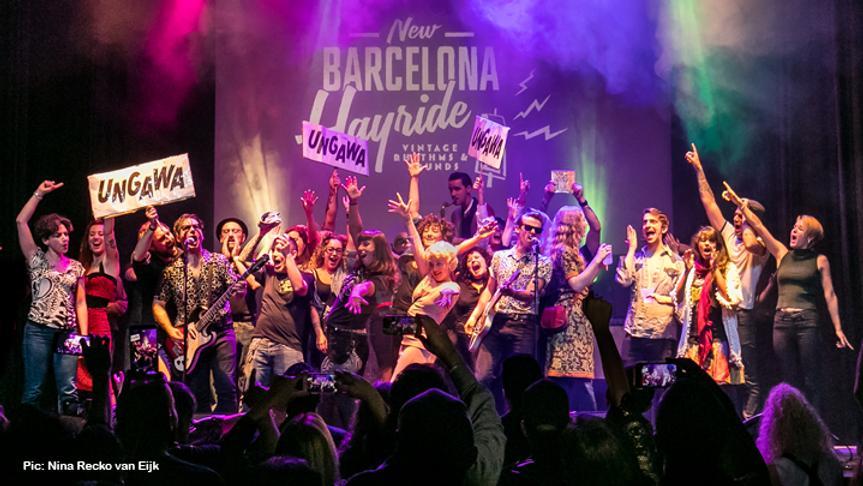 New Barcelona Hayride 2017