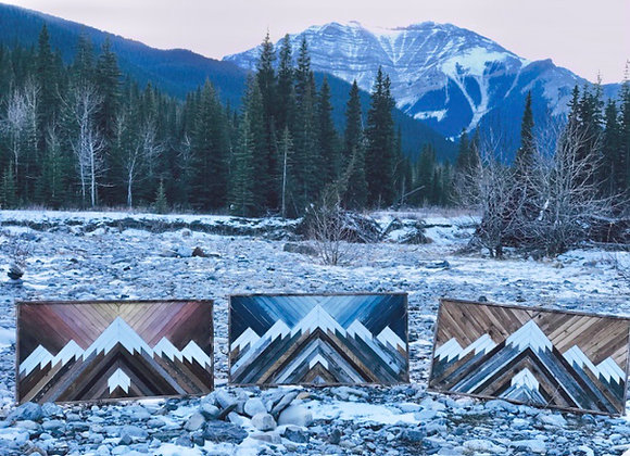 Cascading Mountains - (made to order while supplies last!)