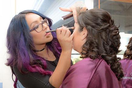best bridal hairstylist,best makeup artist