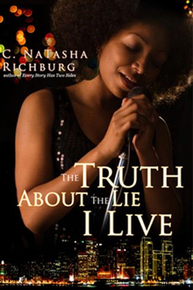 "eBook: ""The Truth about the Lie I Live"" by C. NaTasha Richburg"