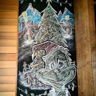 Famoso Holiday Chalkboard
