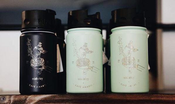 Cafe Amarti Mugs