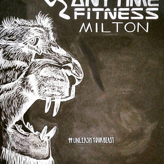 Anytime Fitness Campaign