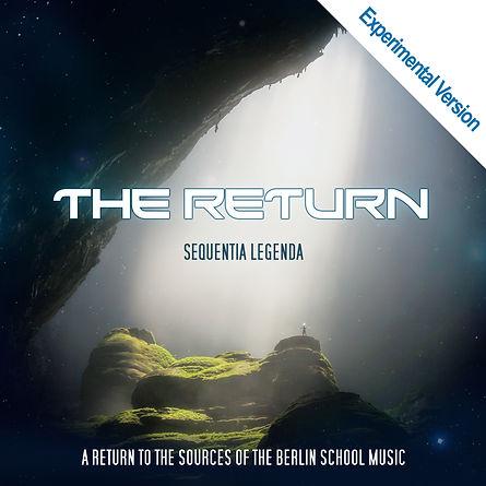 THE RETURN experimental Berlin School music by Sequentia Legenda