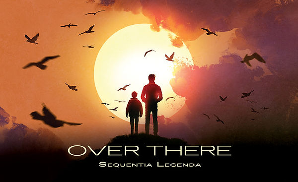 OVER THERE Berlin School electronic music by Sequentia Legenda