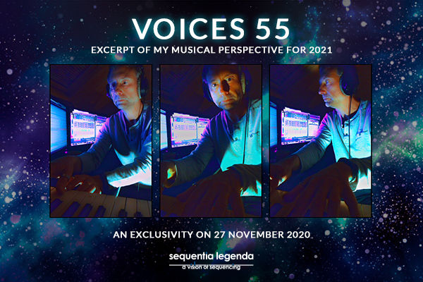 VOICES55 Sequentia Legenda
