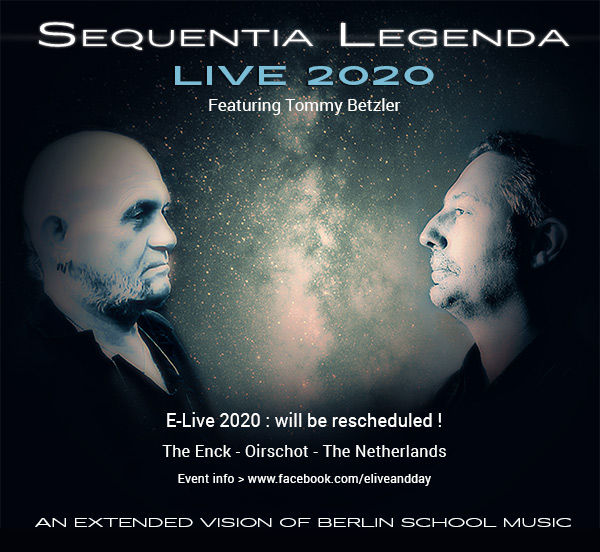 Sequentia Legenda 2020 TOUR