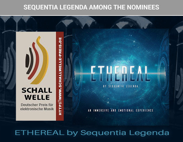 ETHEREAL Berlin School music by Sequentia Legenda