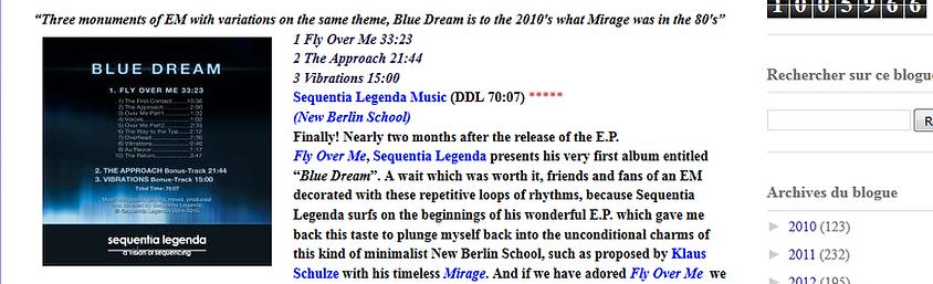 BLUE DREAM Reviews