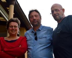 Chez Tommy et Anke Betzler