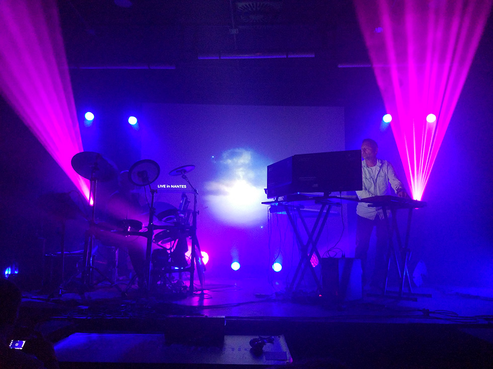 Sequentia Legenda Synthfest Nantes