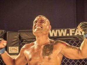 Leleco irá disputar torneio de MMA contra Mikhail Ragozin na Rússia
