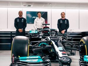 F1: Mercedes com Lewis Hamilton lança novo carro para 2021