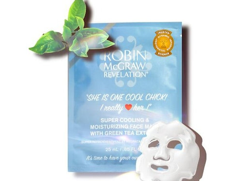 Face Mask with green tea extract (3 Pack)