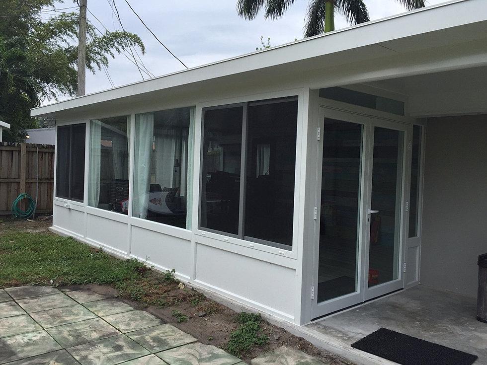 Sunroom Screen Room Insulated Roof Palm Beach Henry S