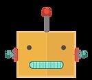 ロボットのロゴ