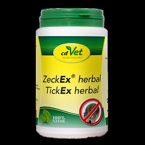 ZeckEx herbal cdVet