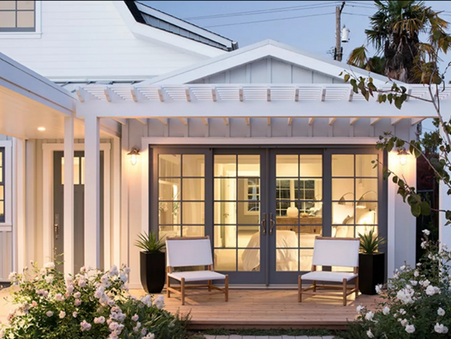 STAYING COOL UNDER YOUR PERGOLA