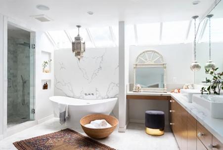 2021 NEW HOME DESIGN TRENDS: Bathroom (Series #3)