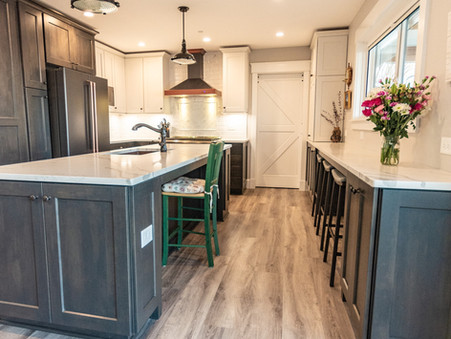 HURRY NOW! Creative Spaces Remodeling has only 1 KITCHEN DESIGN SLOT LEFT in 2021!