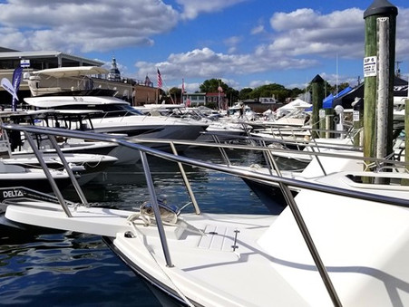 Join Us for the 2021 Bay Bridge Boat Show