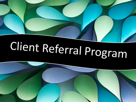 Creative Spaces Remodeling Referral Program