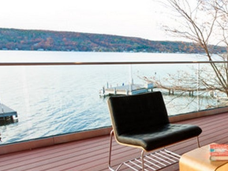 ELEVATE YOUR OUTDOOR VIEWS WITH CREATIVE DECK RAILINGS