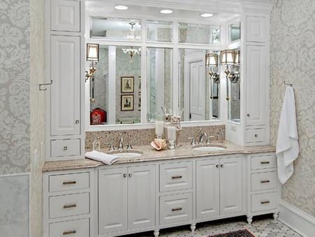HOW TO ADD MORE STORAGE IN BATHROOM VANITIES