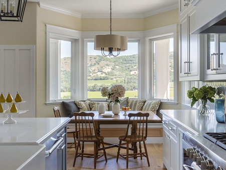 BRINGING YOUR FAMILY TOGETHER: CREATING AN EAT-IN KITCHEN