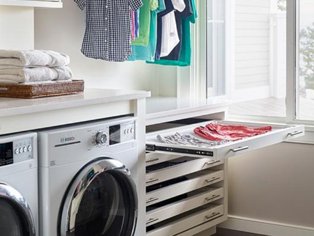 Laundry Rooms Need Drying Drawers