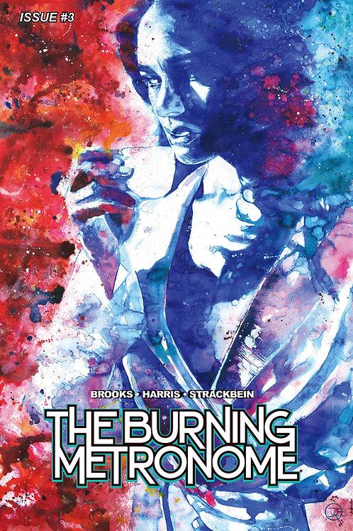 The Burning Metronome - Issue #3 Download