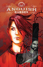 Anguish Garden Red Cover - Comic by R Al