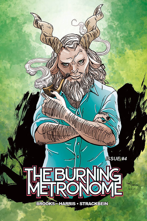 The Burning Metronome - Issue #4 Download