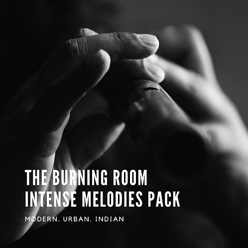 The Burning Room Intense Melodies