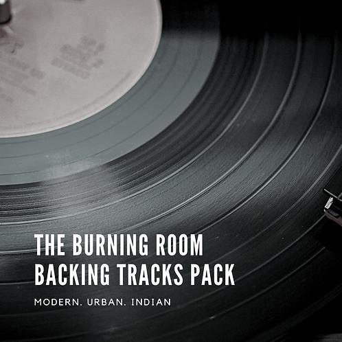 The Burning Room Backing Tracks