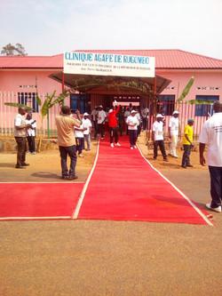 Clinique Adventiste Agape