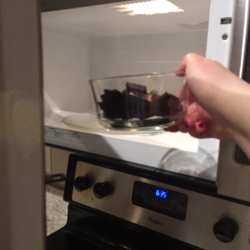 Microwave time