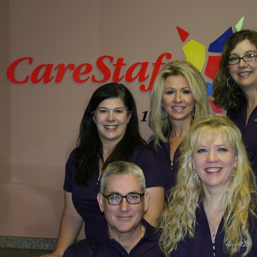 Longest Time with CareStaf