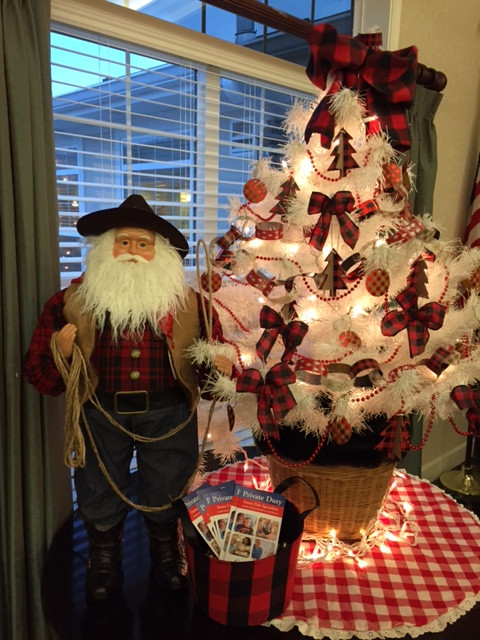 Benton House Christmas Tree