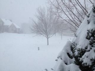 Winter Weather Hits Kansas & Missouri