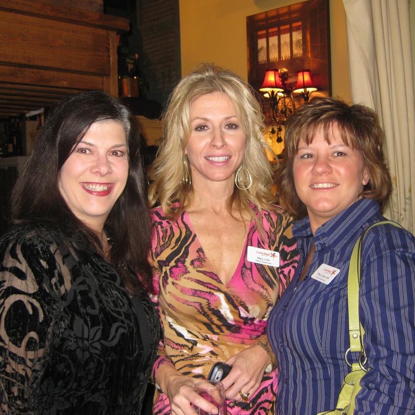 Stacy, Mary & Tiffany