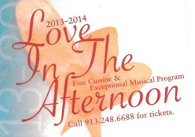 "CareStaf - A Sponsor of ""Love in the Afternoon"" Luncheons"