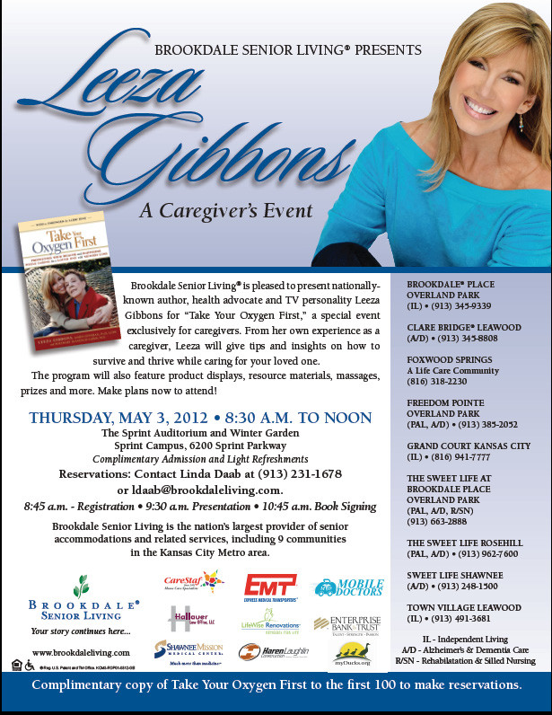 Leeza Gibbons Speaks