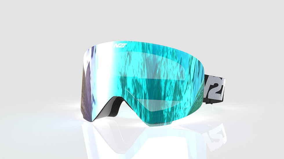 Revo Blue lens and frame