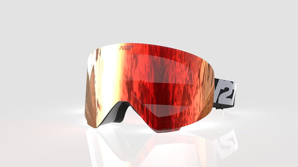 Revo Red lens and frame