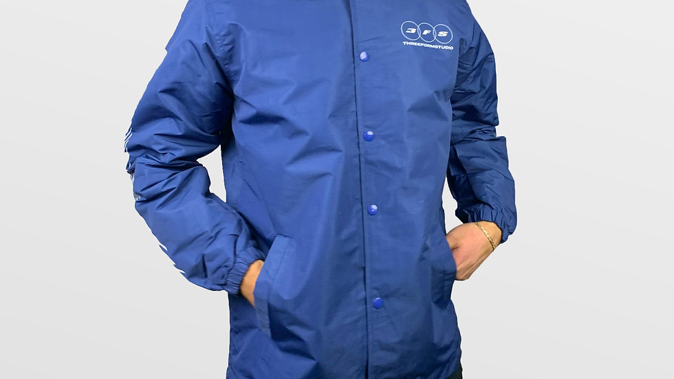 Three Form Studio partnership jacket